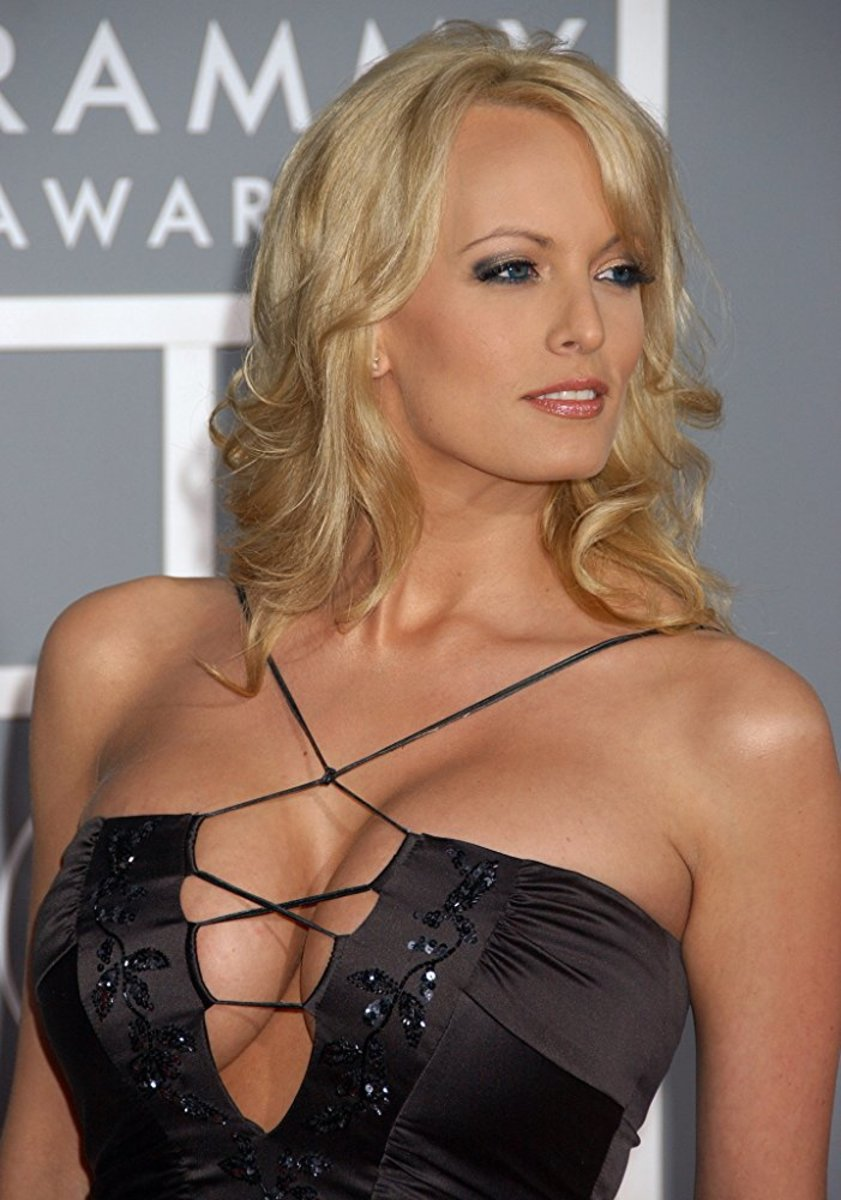 Stormy Daniels, porn star and Trump mistress
