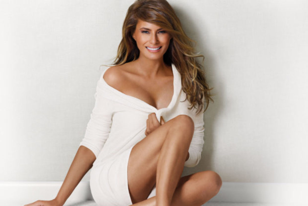 Melania Trump: Model, Magic Visa Holder, Chain Migrator, and Spurned Spouse
