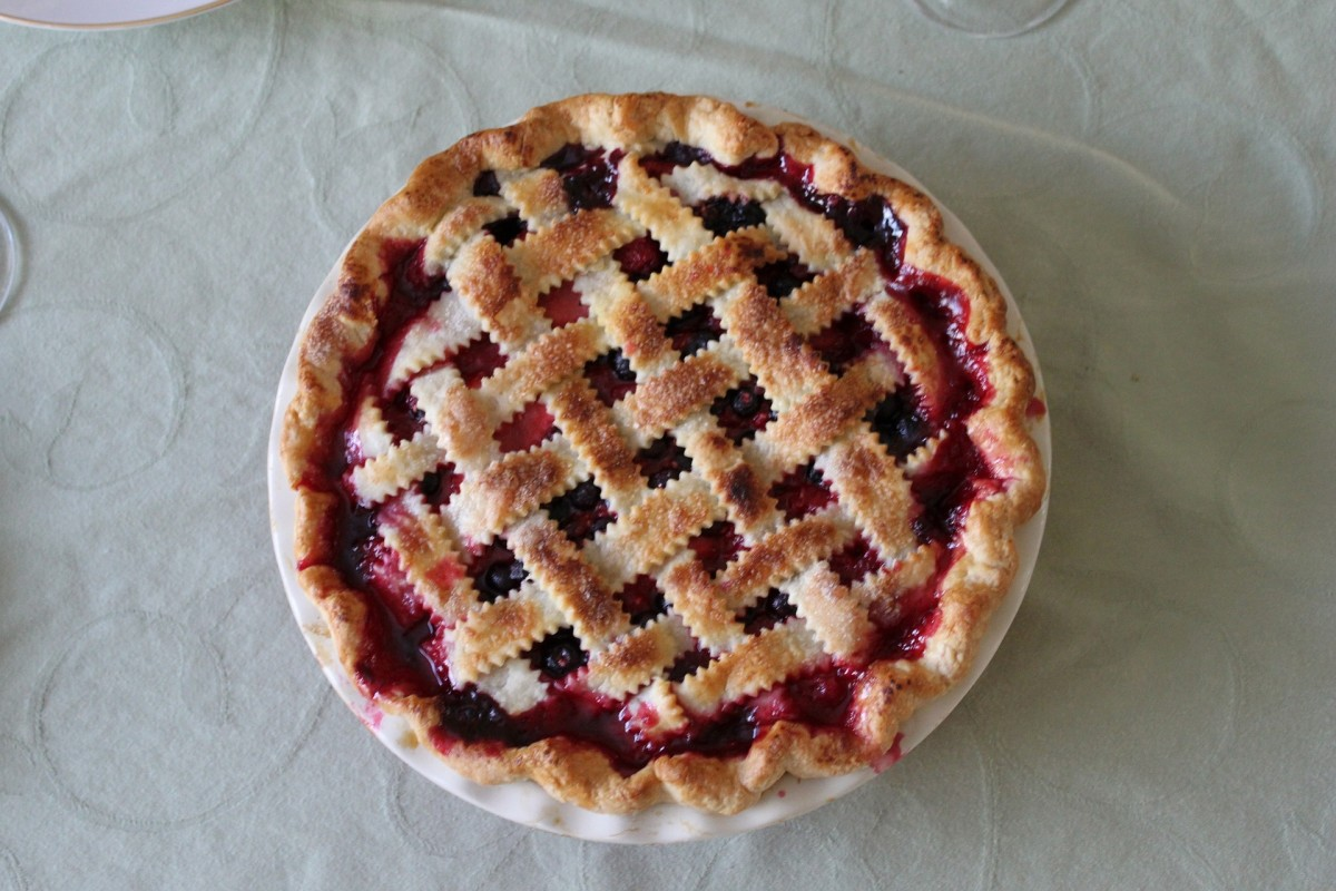 Michigan's Cherry Pie is a Favorite.