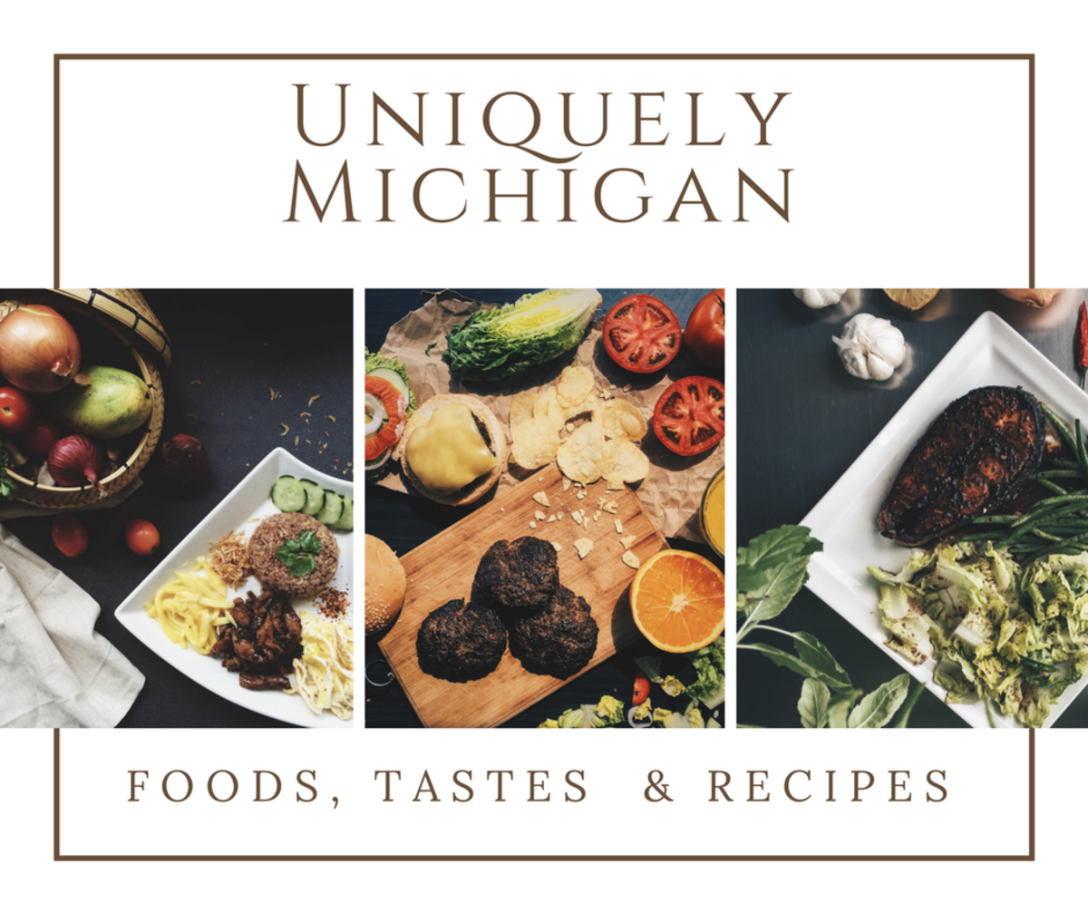 Tasty & Unique Michigan Food