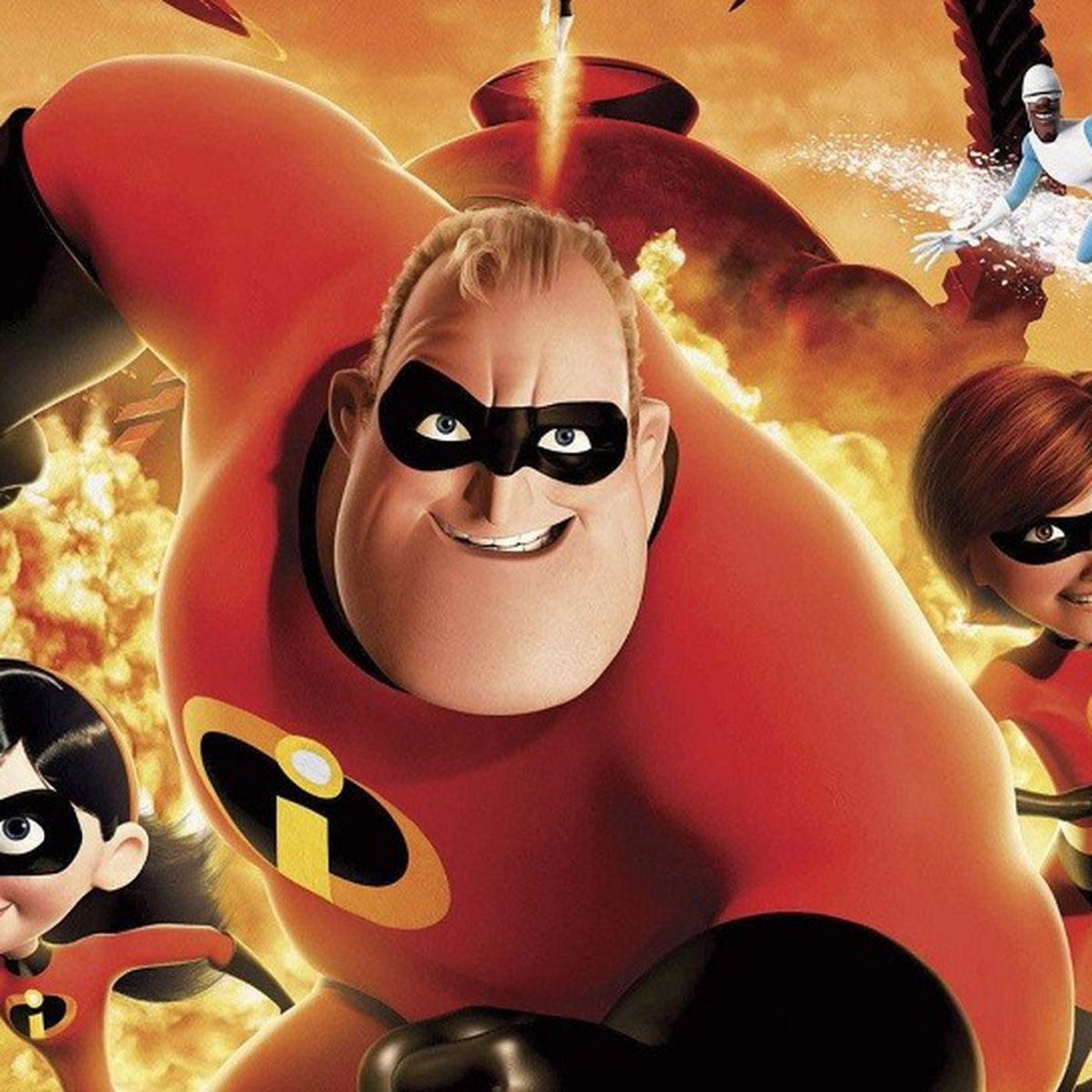 #TheIncredibles Bob Parr A.K.A Mr Incredible