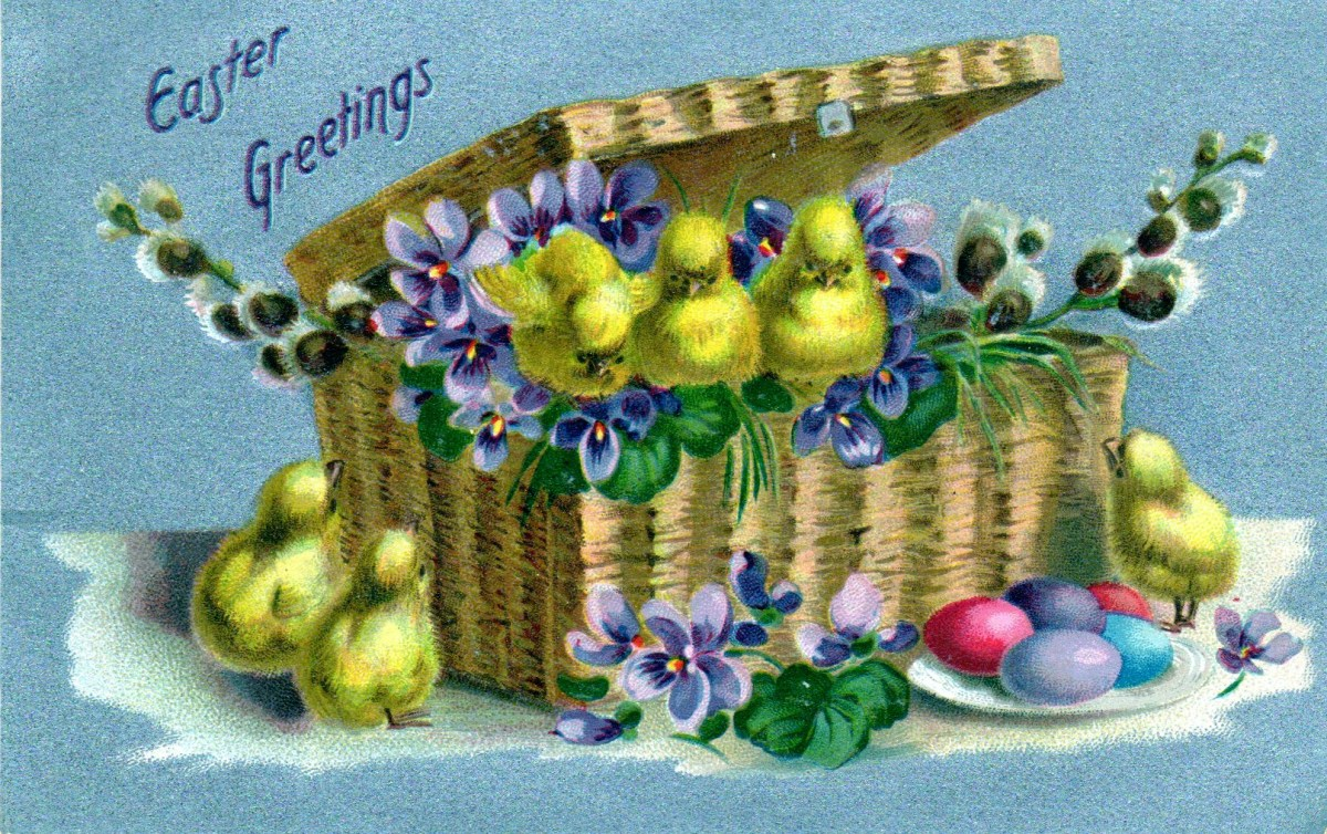 In the Victorian era, Easter eggs were given to children, and whole family's were included in celebrations. Easter egg rolls has been a common game since that time. The first white house Easter egg roll took place in 1876.