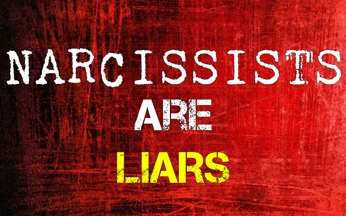 Narcissists Are Liars