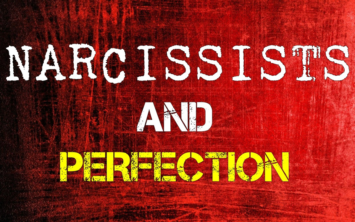 Narcissists & Perfection