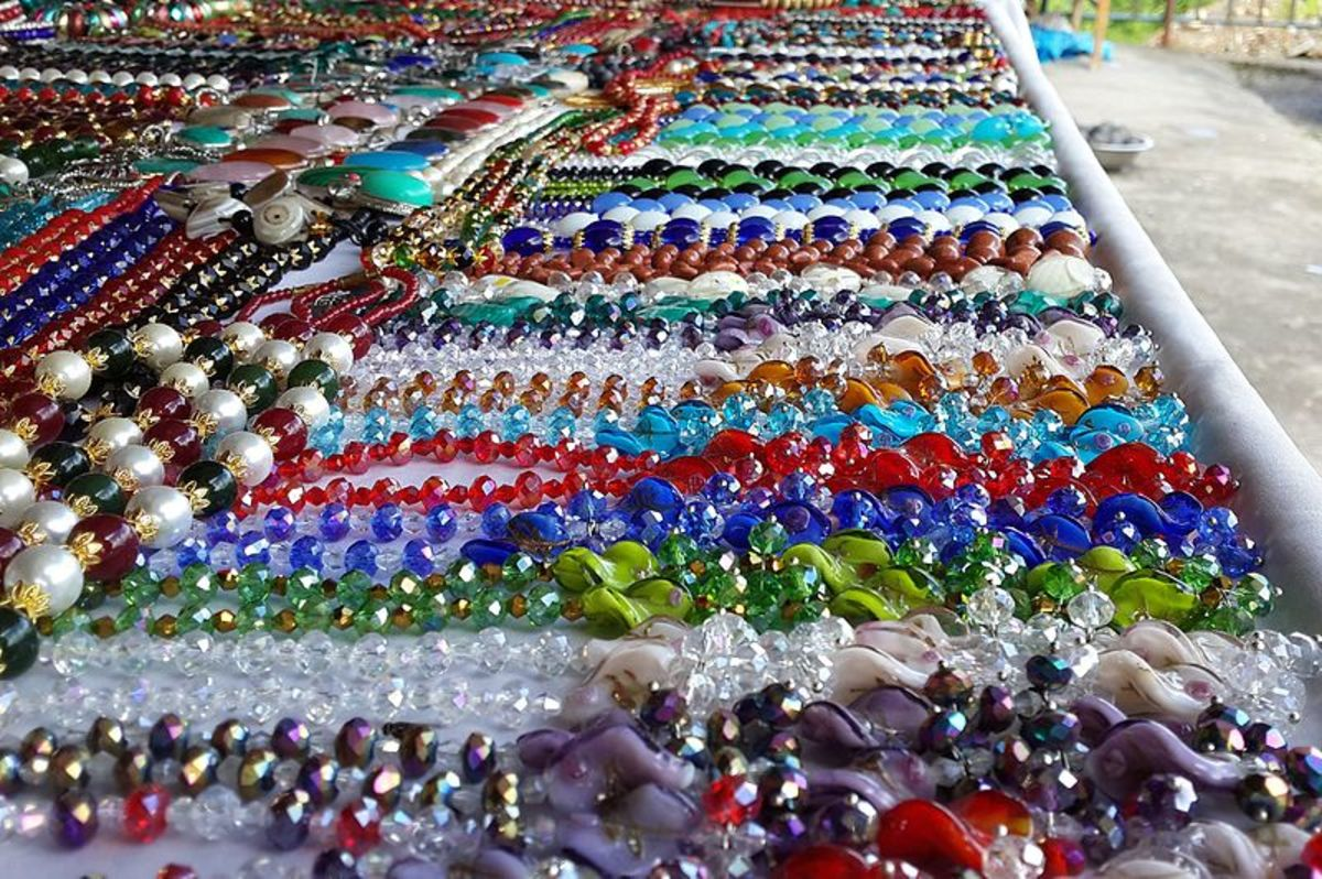 different types of Jewelry