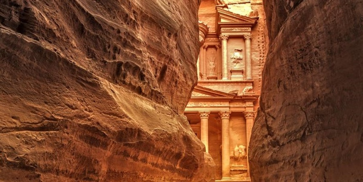 Petra Red Rose City