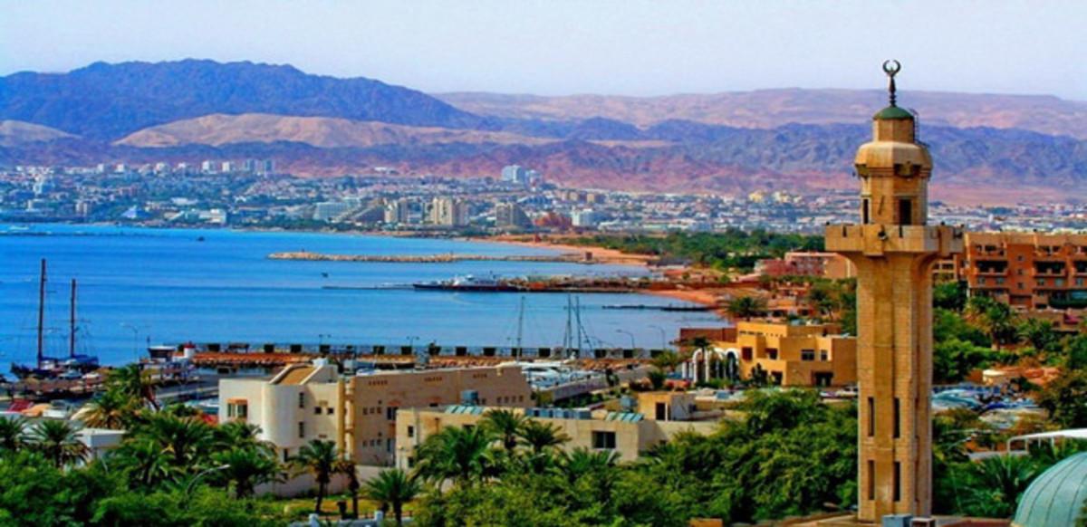 Aqaba Jordan Petra