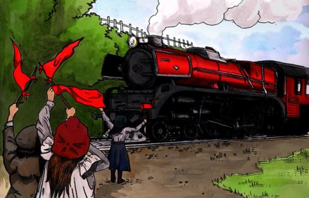 The Railway Children Book Review
