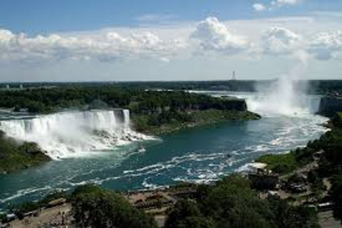 Planning a Short Trip to Niagara Falls
