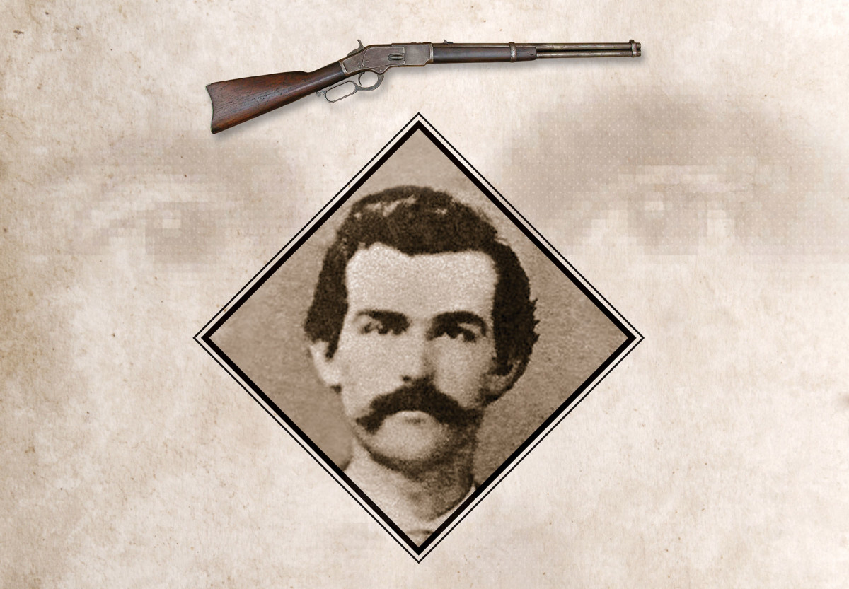 "Doc Holliday was a dentist in Atlanta and Dallas before he relocated to the ""wild west"", thinking the dry climate would be better for his health.  He had tuberculosis, the same disease that had killed his brother and mother earlier."