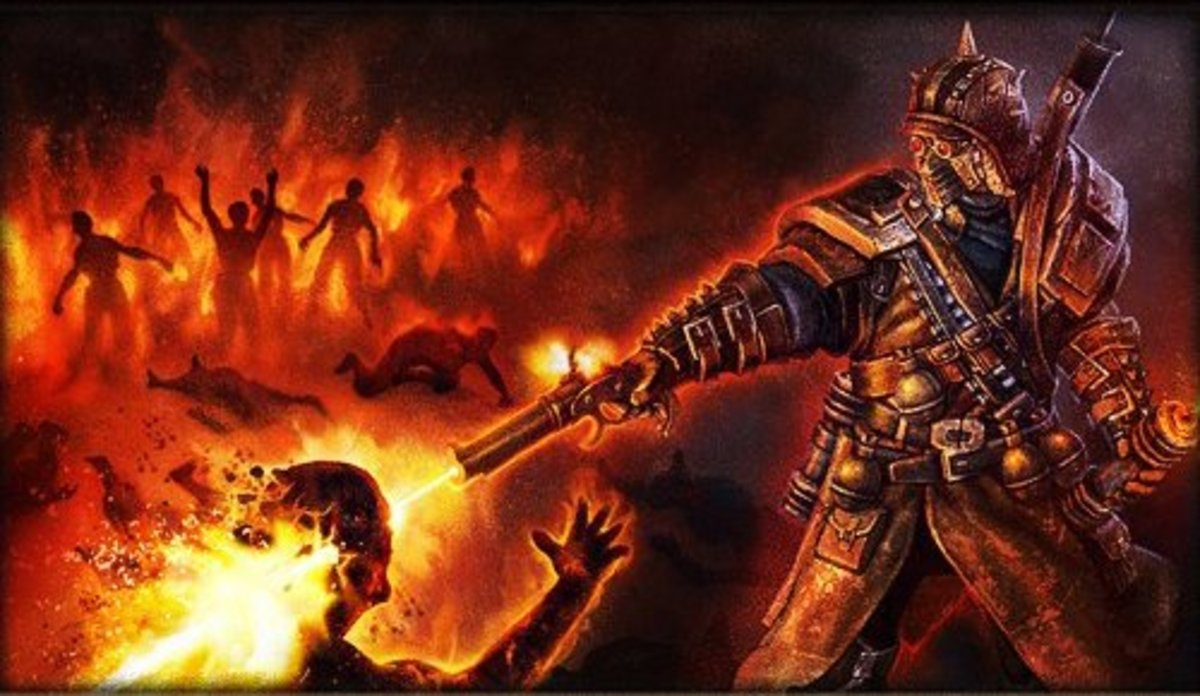 Grim Dawn: Demolitionist Build Guides for Beginners