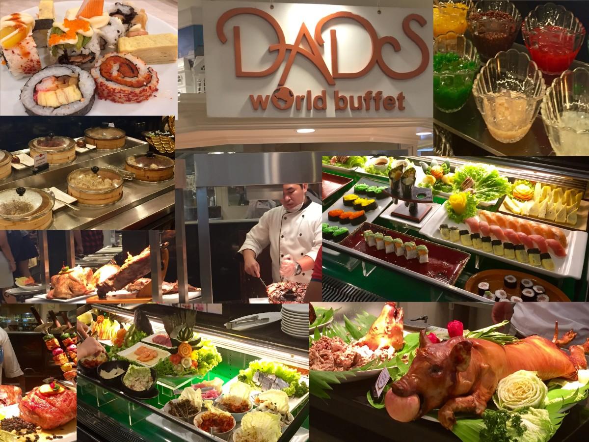 Review Dad S Saisaki Kamayan World Buffet Sm Megamall