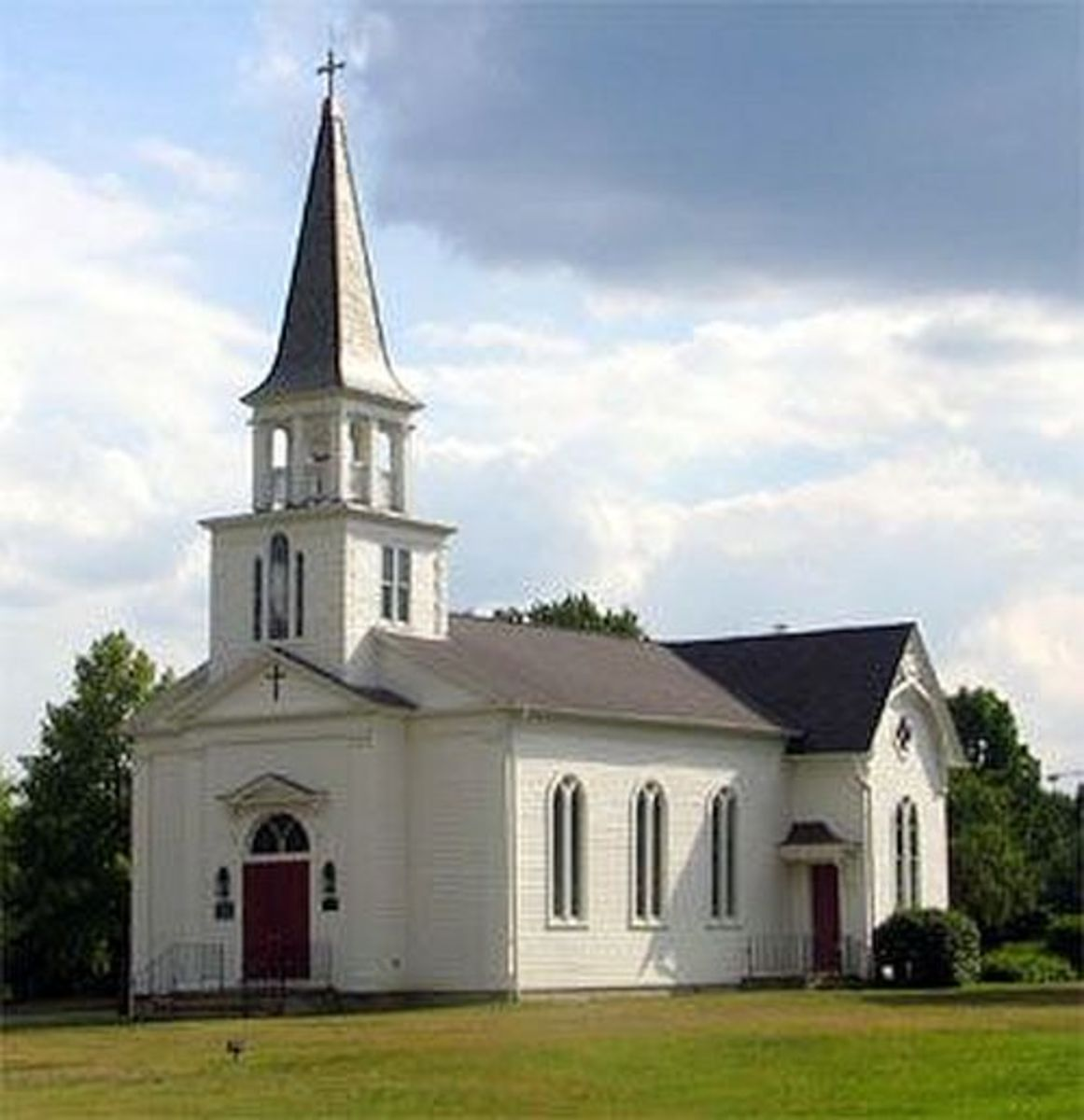 Church building is much smaller than the Kingdom of God.