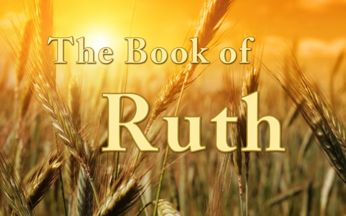 Book of Ruth: Three Widows, Three Choices