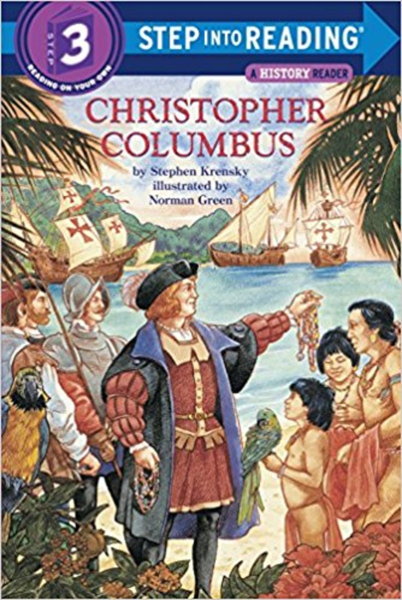 Christopher Columbus (Step into Reading) by Stephen Krensky