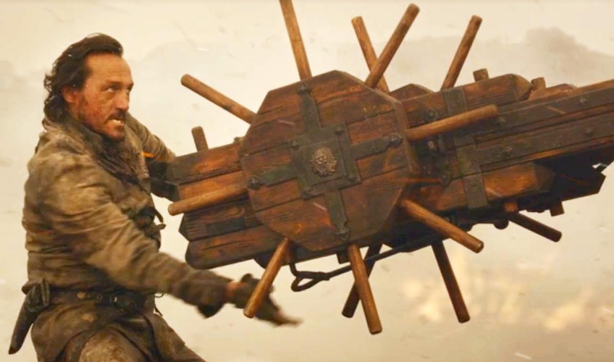 """Bronn """"Smile you sonofa..."""""""