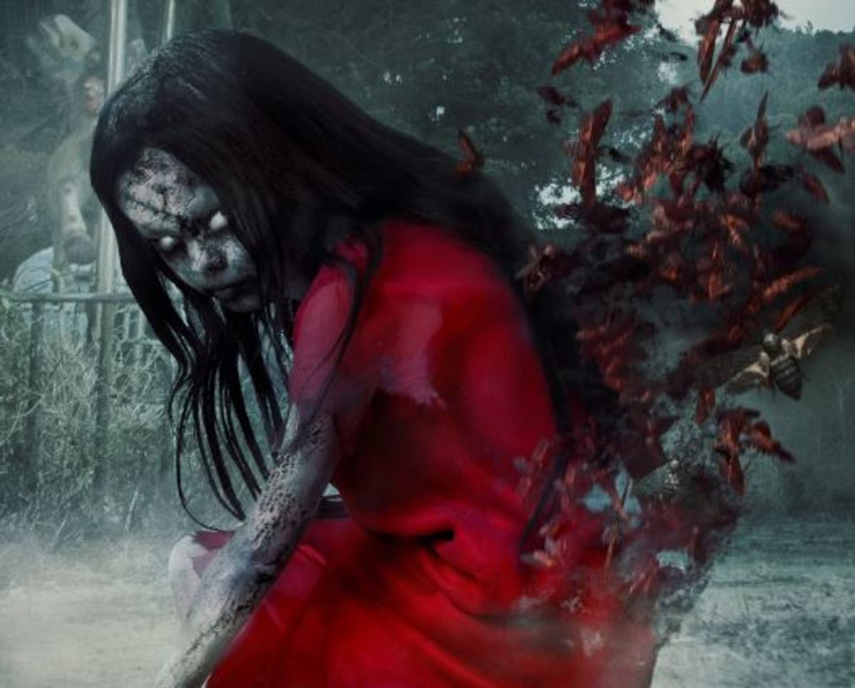 Foreign Horror Movies That'll Scare the Heck Out of You