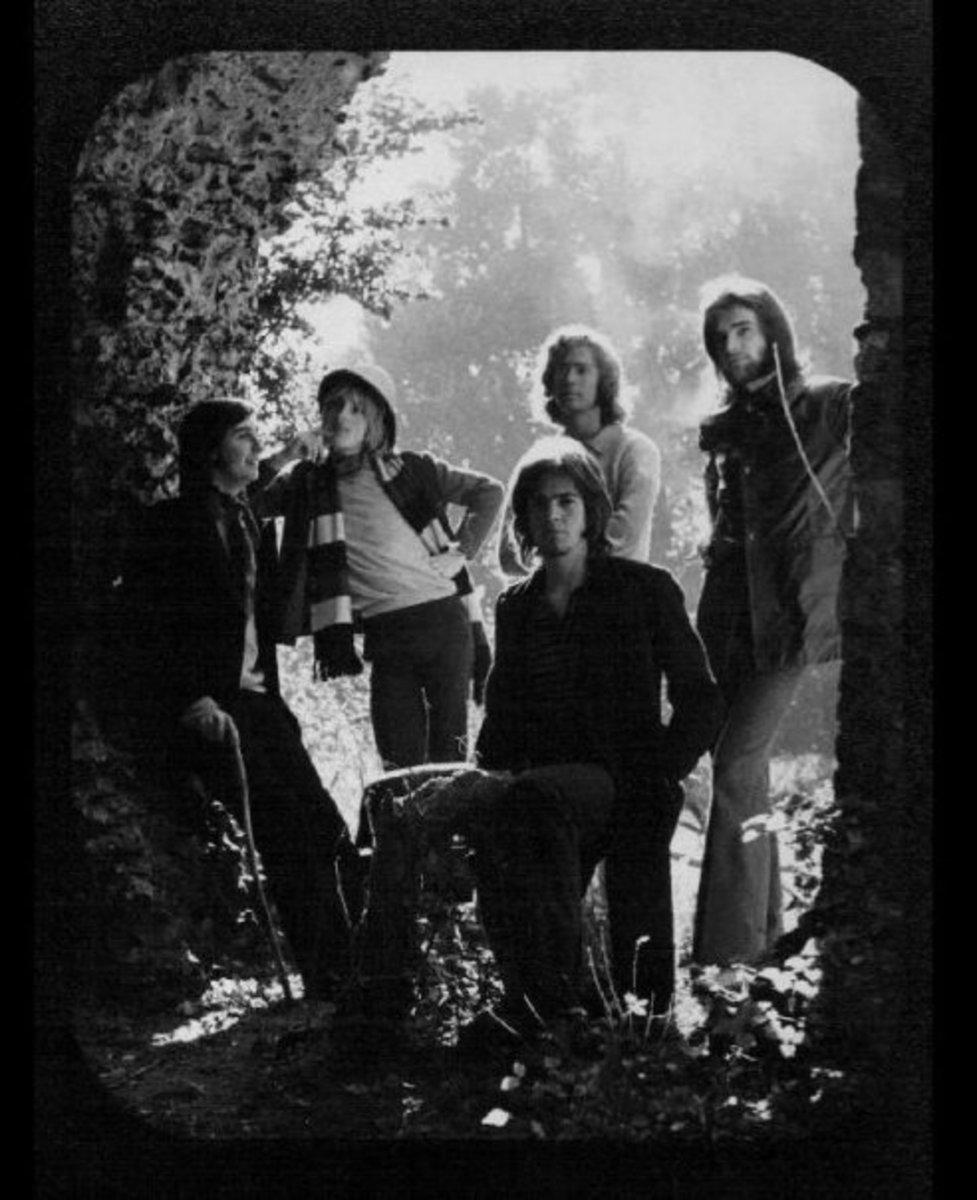 Genesis - The Jackson Tapes (1970)