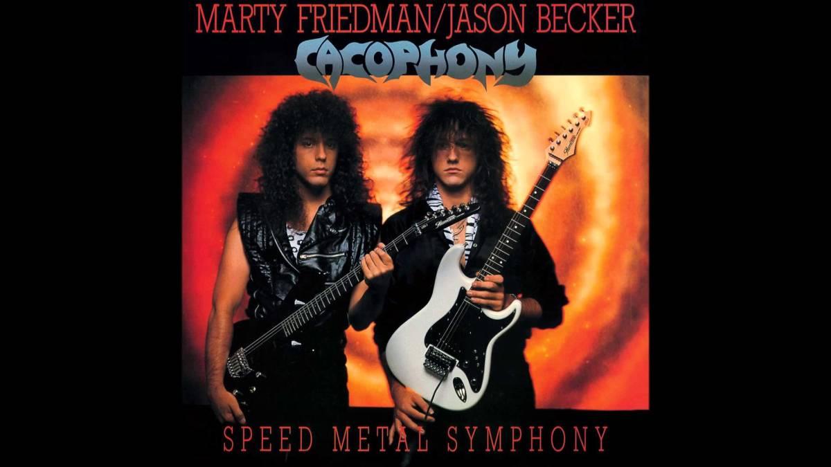 Marty Friedman: Guitar Legend Still Goes Solo
