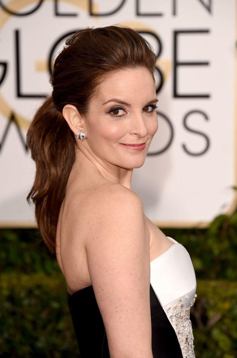 The ever talented, Tina Fey.