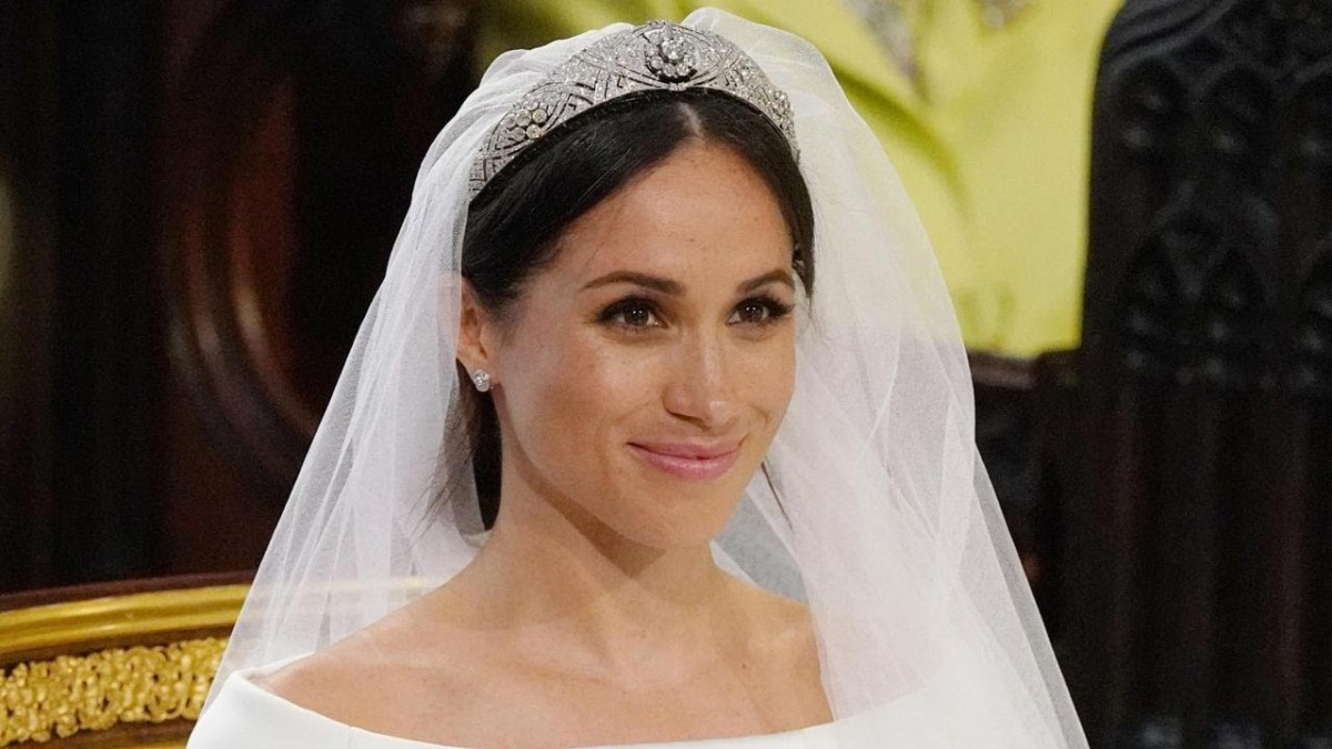 Meghan Markle's Wedding Gown Going on Display at Windsor Castle