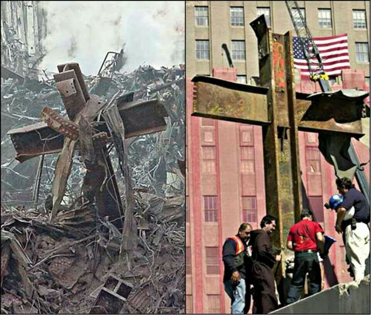 We Must Never Forget That Horrific Summer Day in September; 9-11-2001