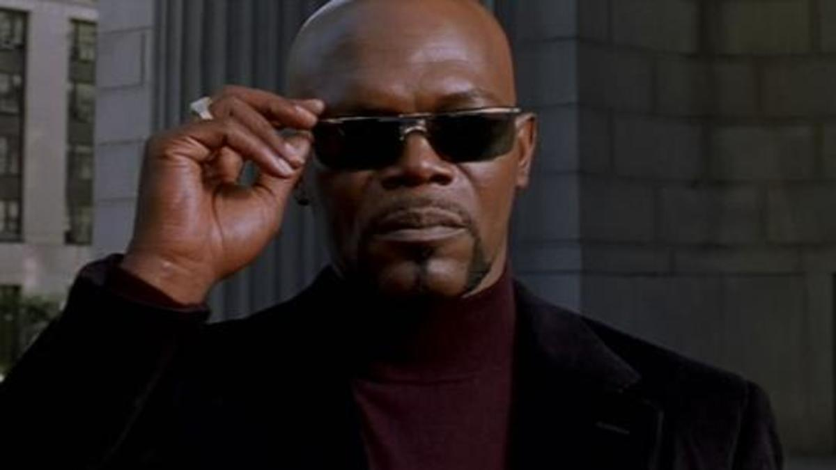 Samuel Jackson - Shaft