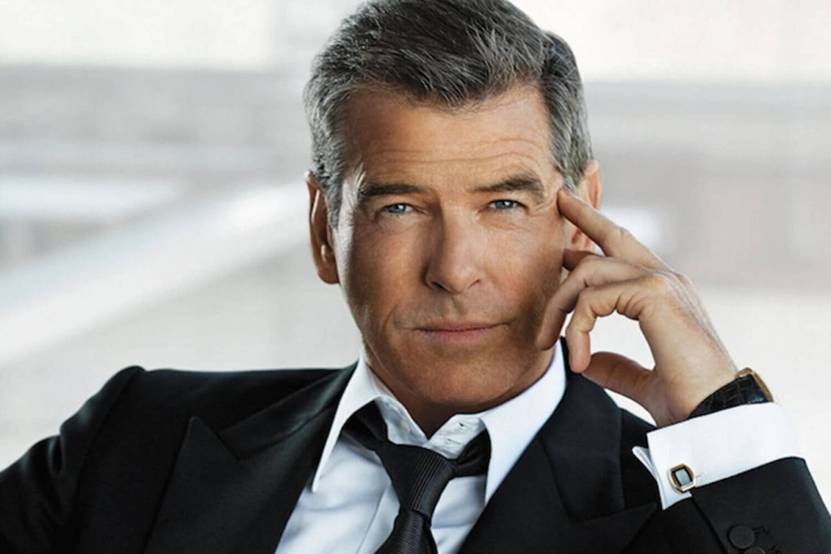 Pirece Brosnan - James Bond