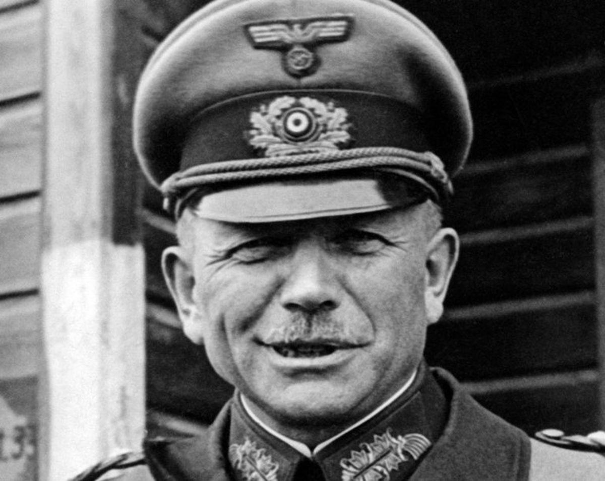 Heinz Guderian- The mastermind of the blitzkrieg