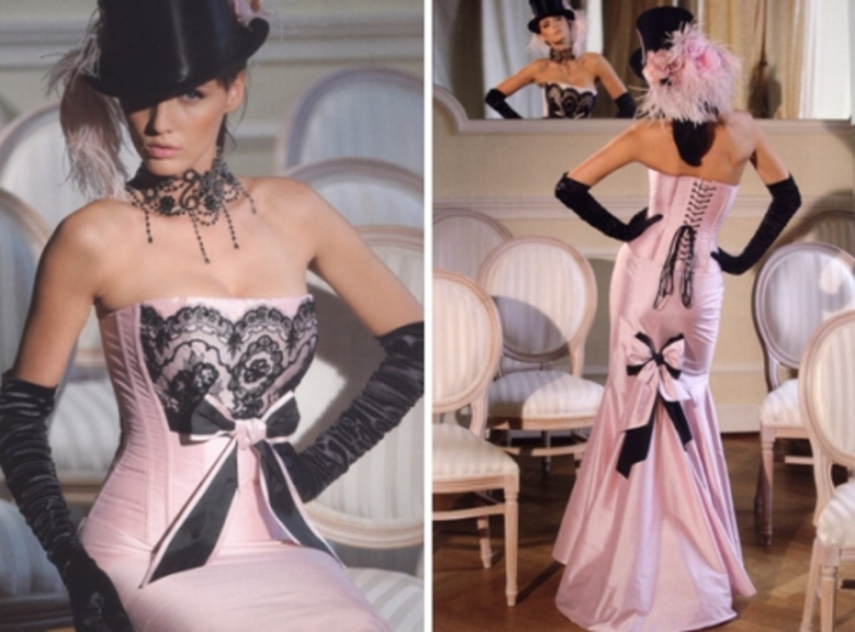 Latest Wedding Gown from Fairy Goth Mother