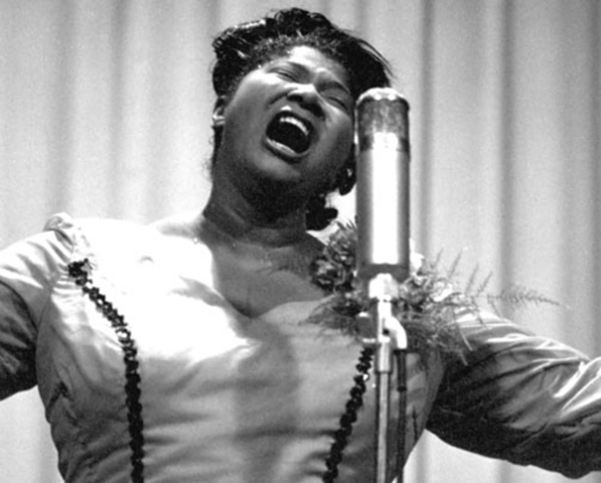 Mahalia Jackson Biography