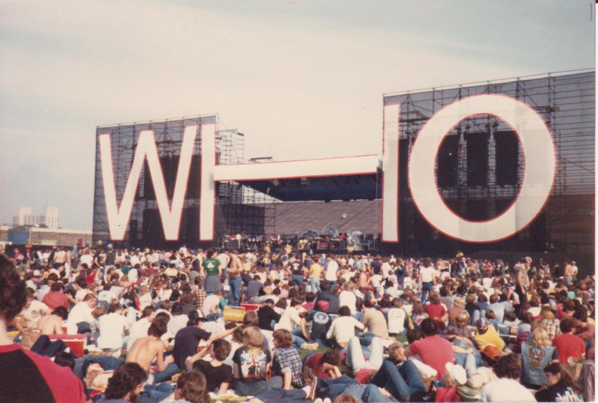 The Who Concert Review 1982