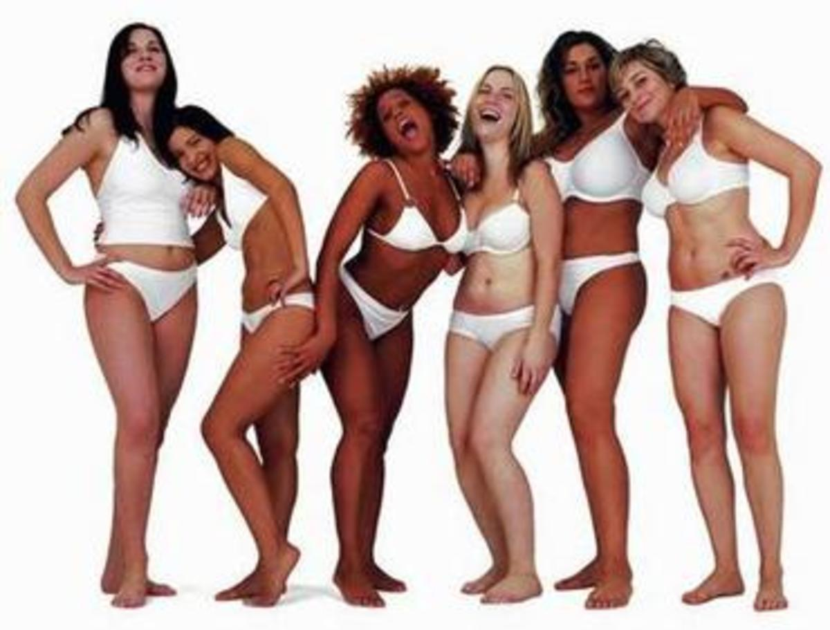 Dove Real Women Campaign