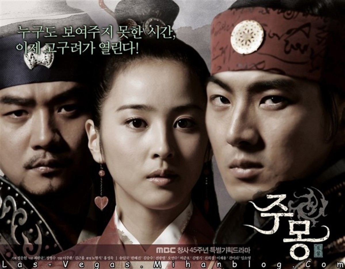 Jumong one of The Best Historical Korean Drama
