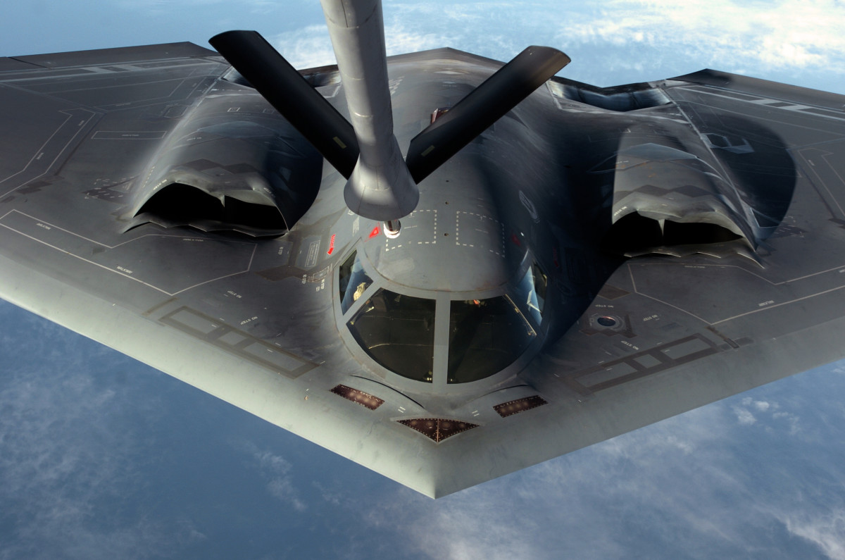 B-2 Spirit Bomber - Most Expensive aircraft - A spaceship or a fighter jet
