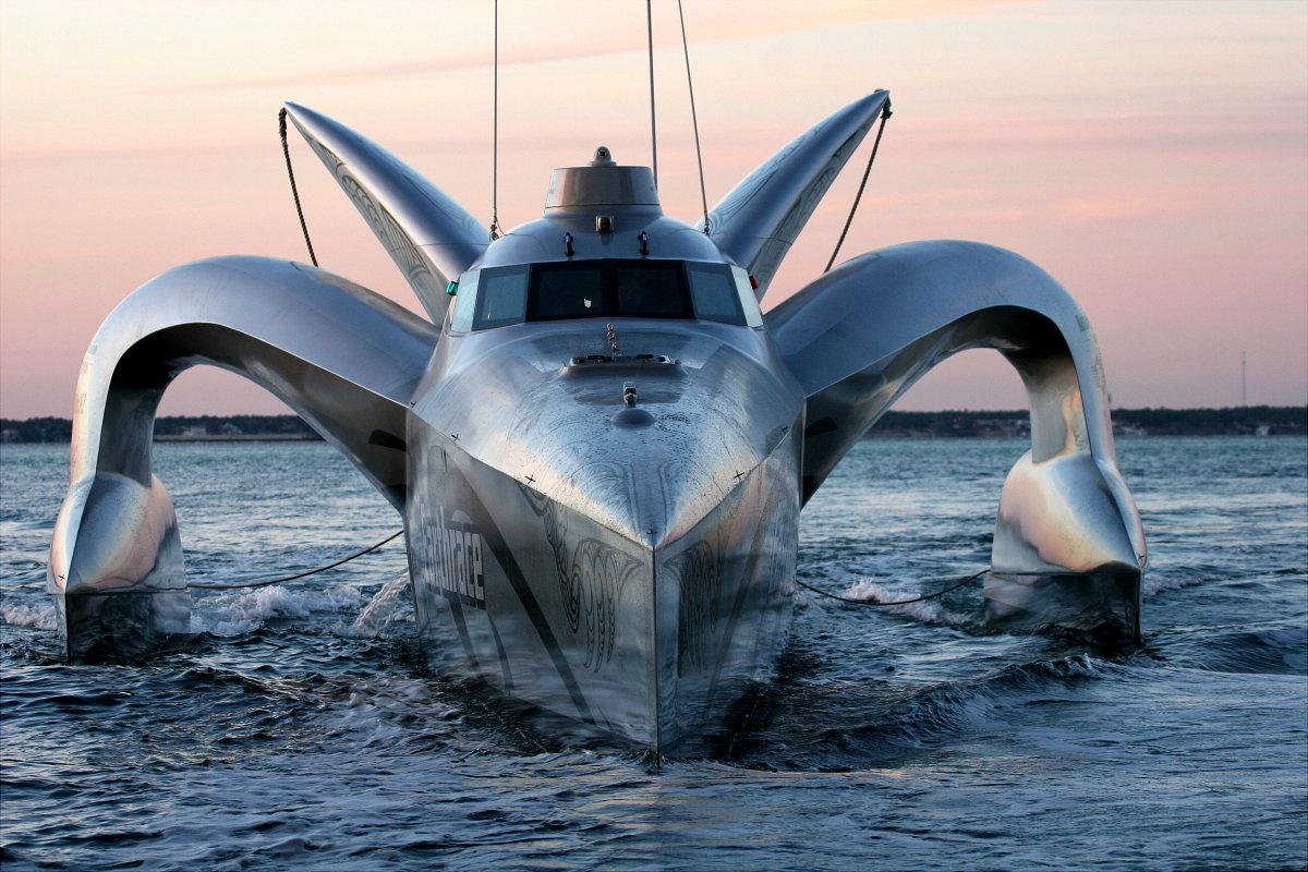 Plane or Ship - brilliant masterpiece