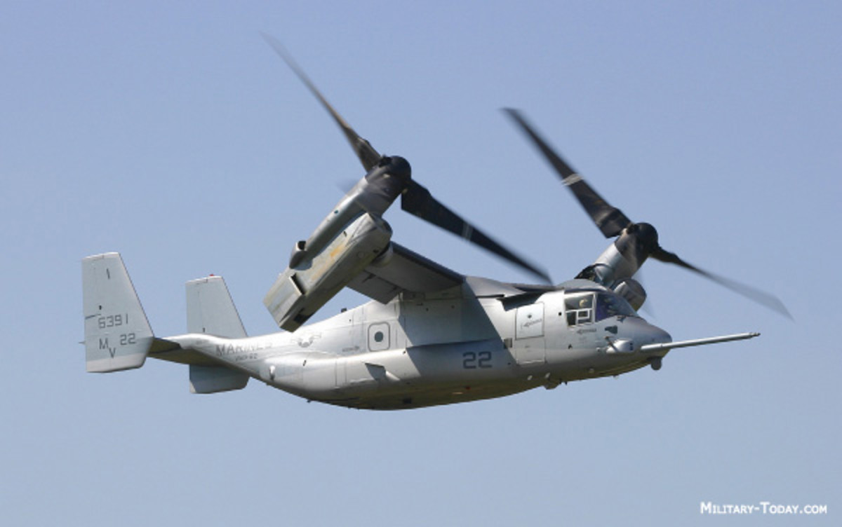 Boeing's V-22_Osprey extremely powerful