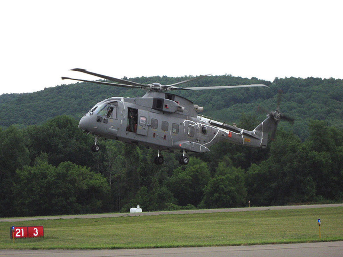 VH-71 Kestrel Large