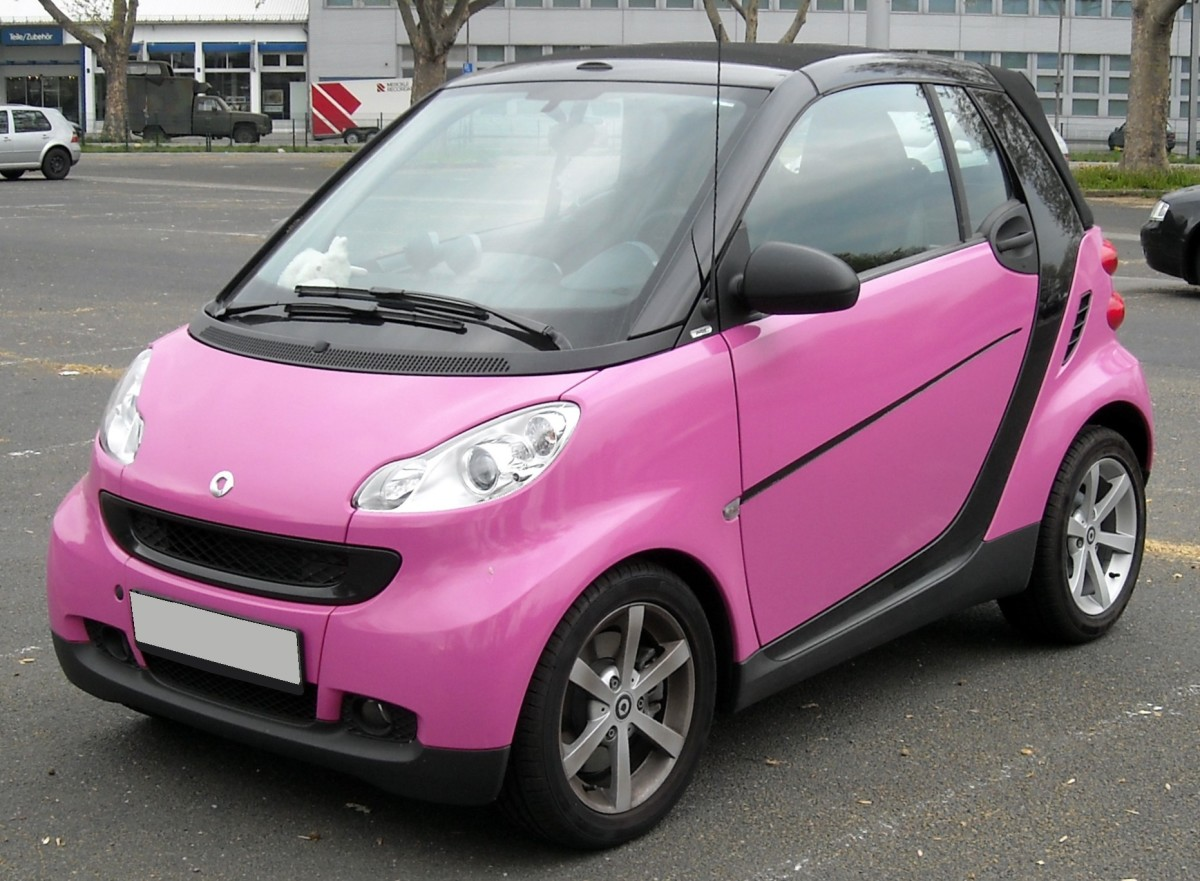 Another Smart car