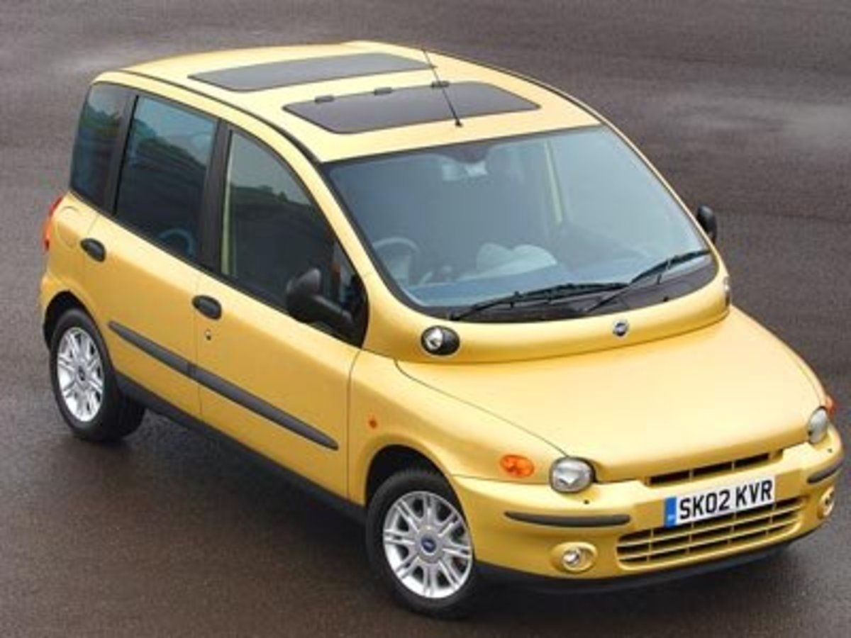 Ugly Looking Cars - World's Most Ugliest Cars in One Place!