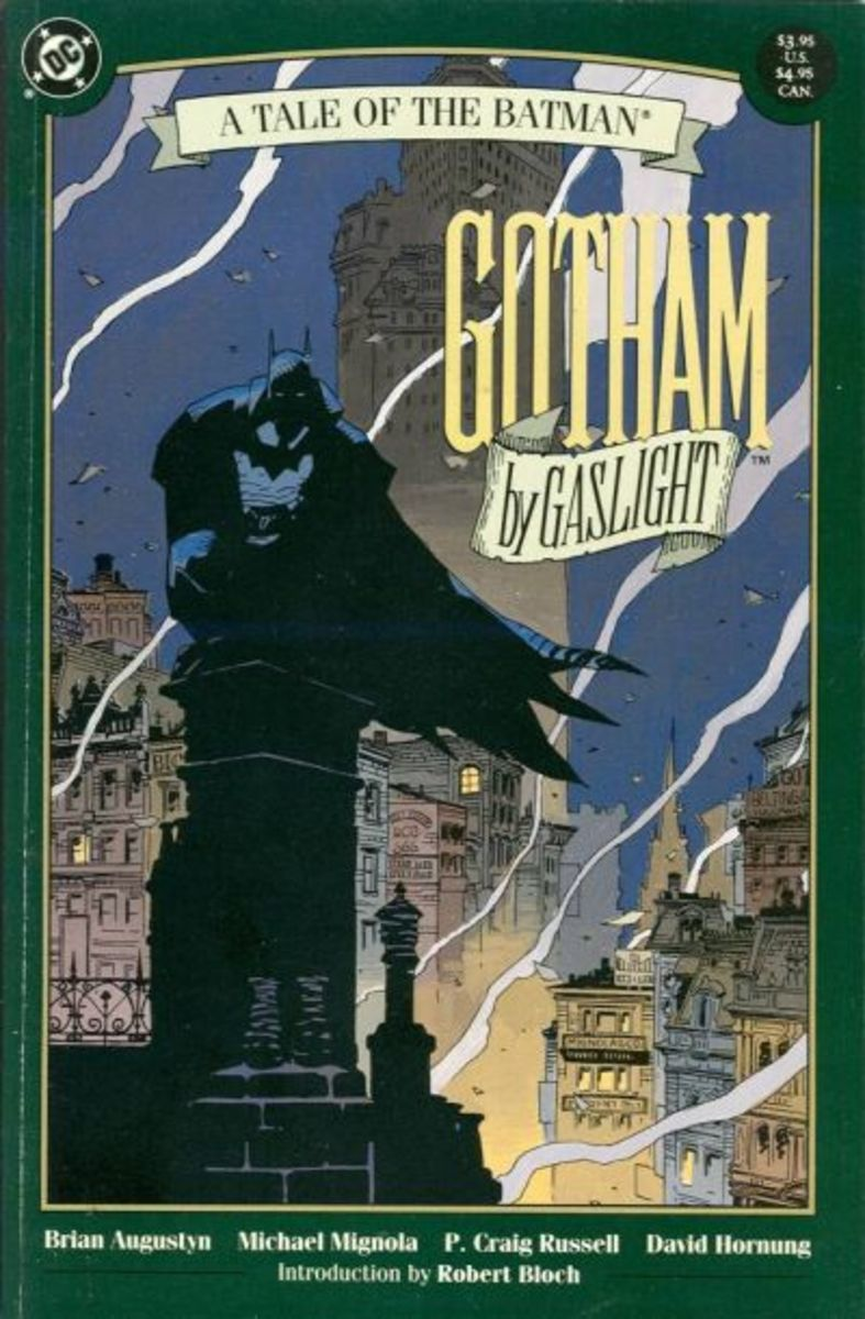 cover art by Mike Mignola