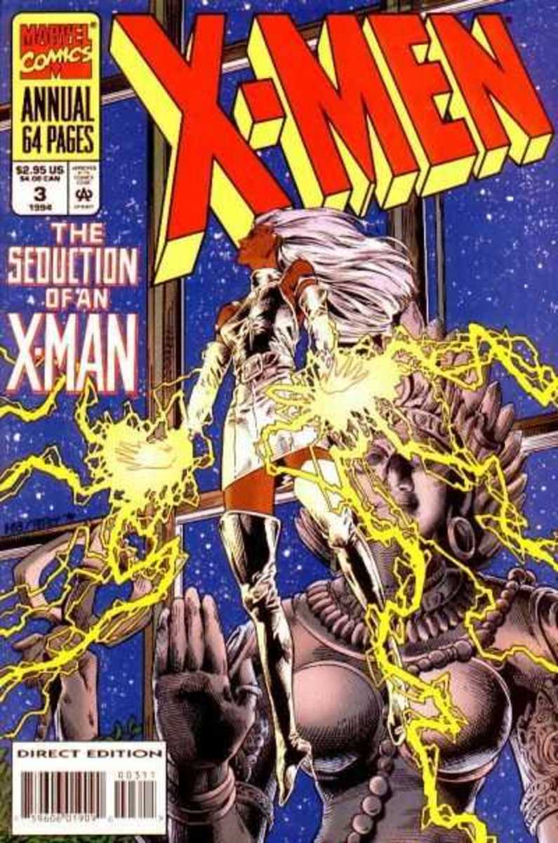 X-Men Annual #3 Vol 2 1994 - Debuts Reeva Payge