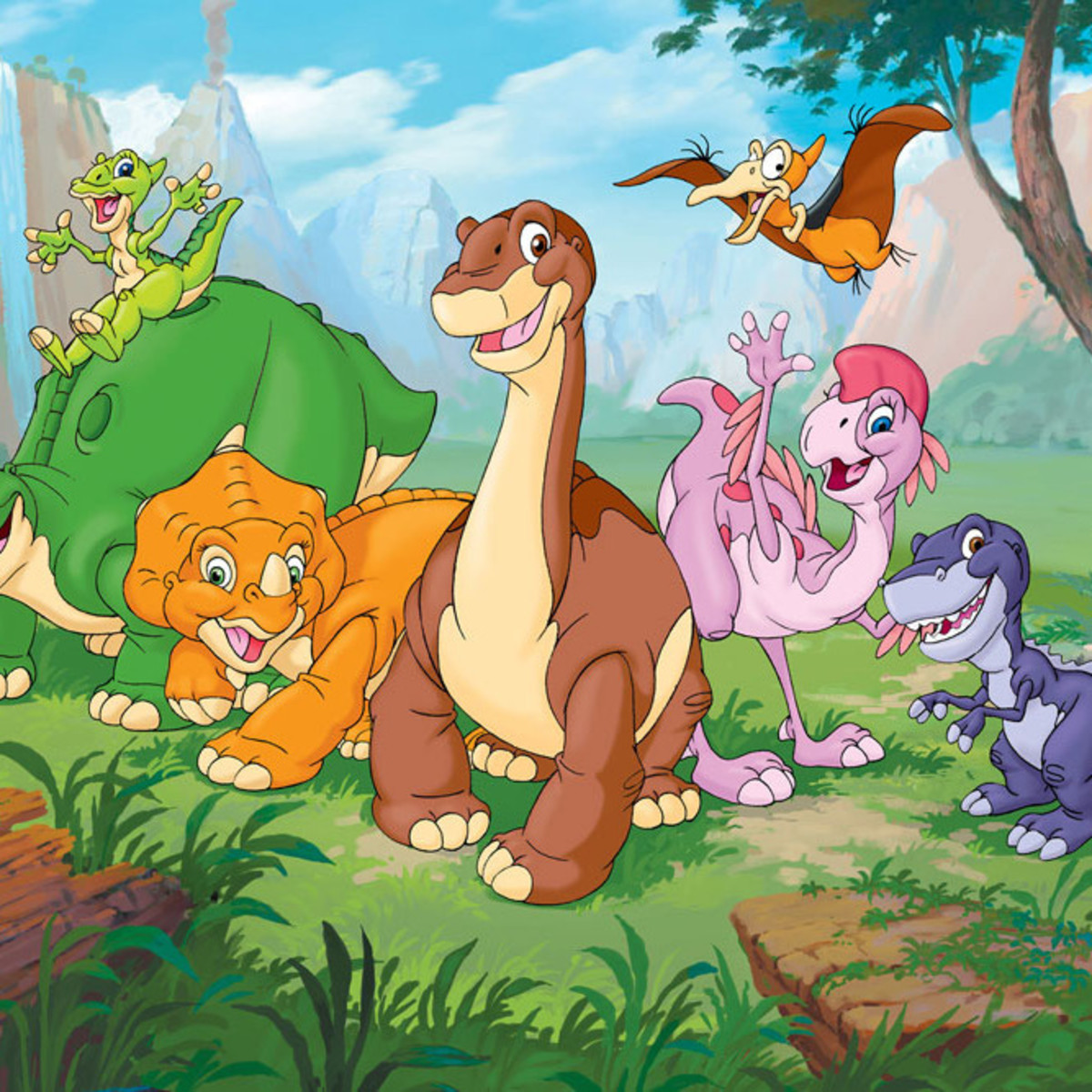 The Land Before Time 30th Anniversary - a Look Back at Everything so Far