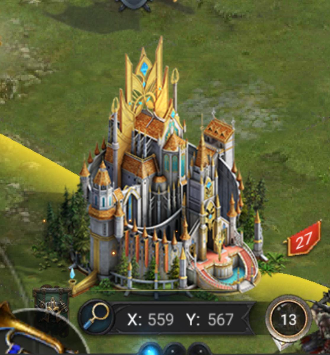 My Glorious castle