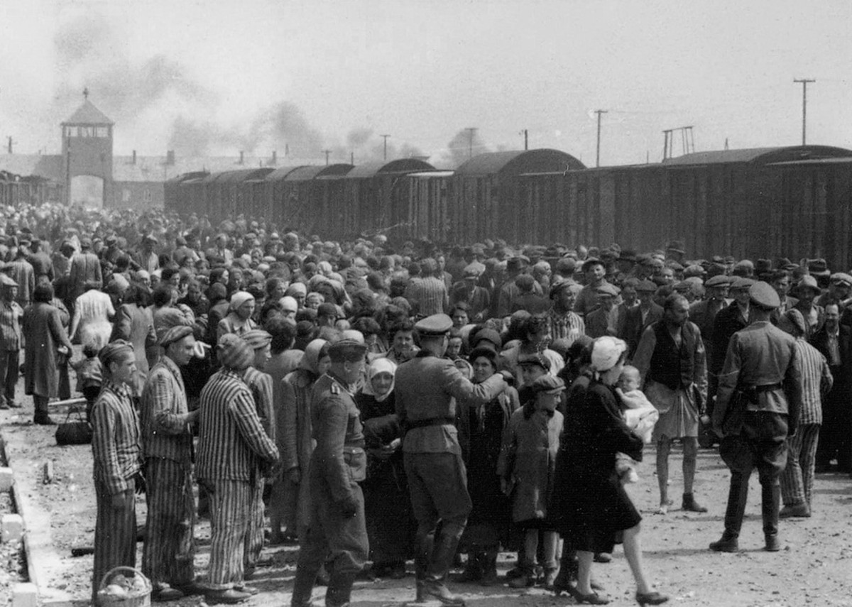 Hungarian Jews during the Holocaust: Spain actually did some feeble measures to help them, but tardily and reluctantly.