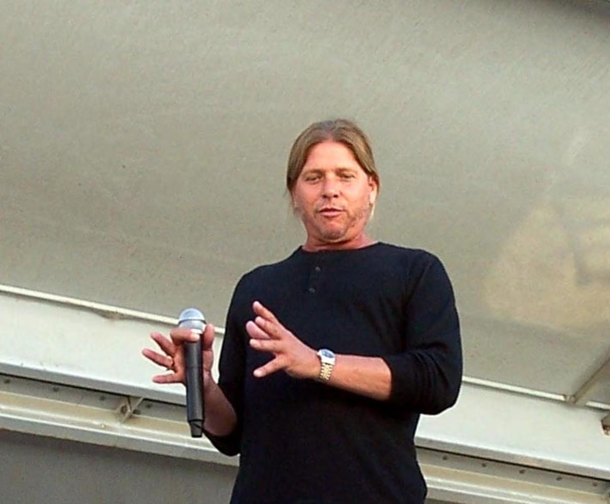 Todd Myers, speaking on Murietta