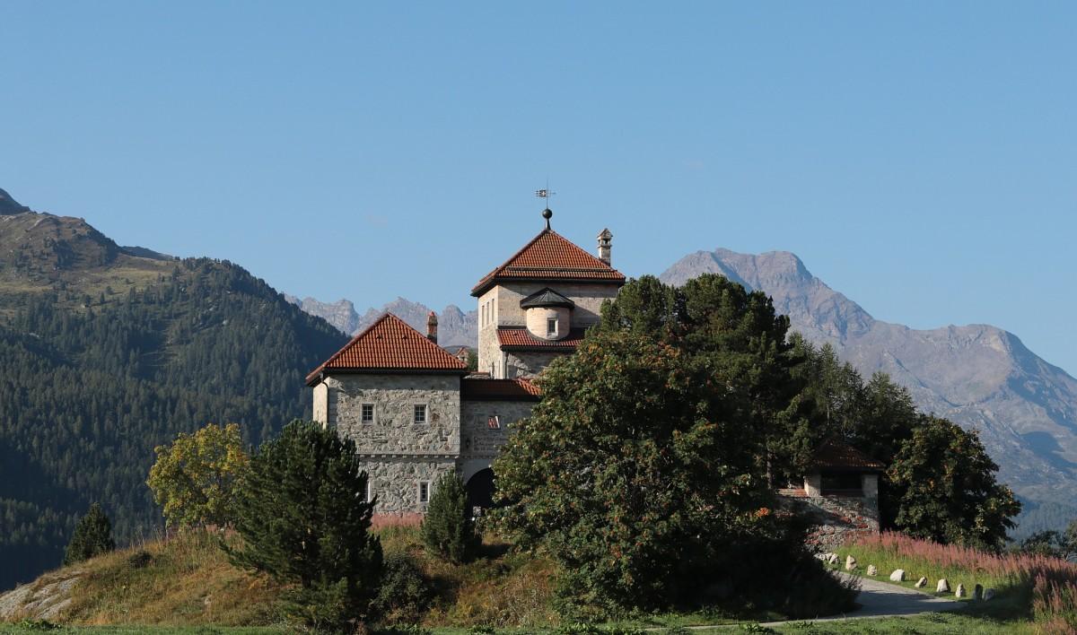 Review of Episode 28 of the Cartoon Inspector Gadget: Gadget Goes to Switzerland
