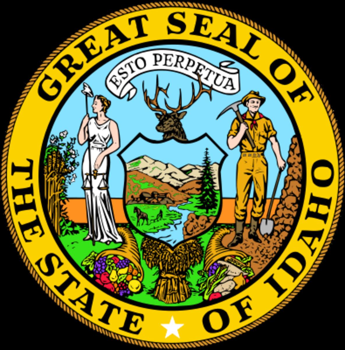 Great Seal of Idaho