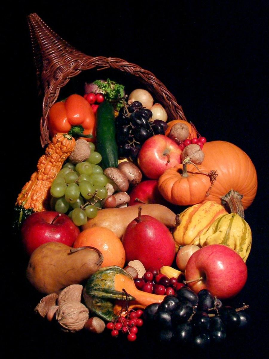 Horn of Plenty: A Thanksgiving Symbol