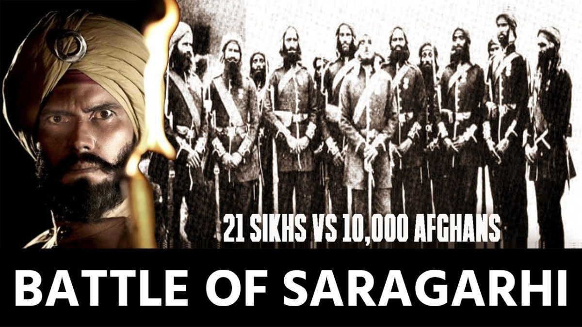 Song in the Throat of Death;battle of Saragrahi 1897